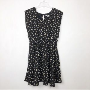 American Rag All-over Butterfly Printed Dress